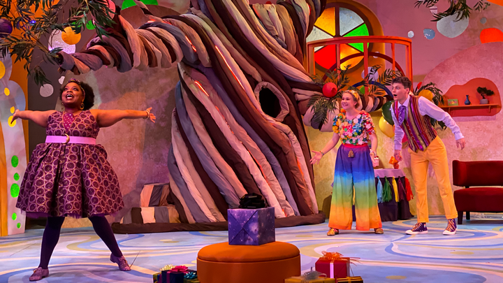 "Children's Theatre of Charlotte presents ""Roald Dahl's Matilda the Musical"" through Oct. 21"