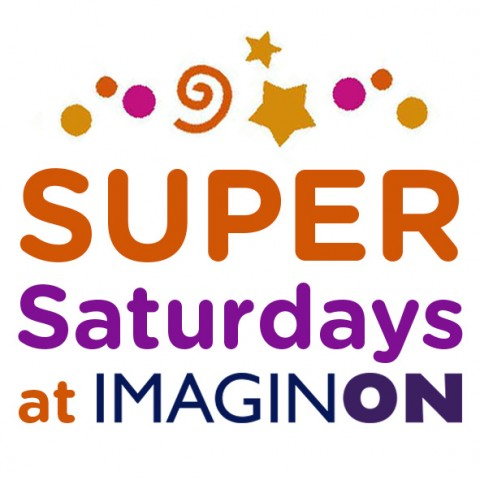 Super Saturdays at ImaginOn